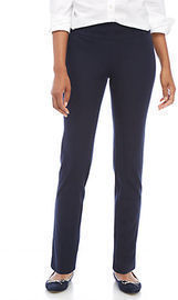 Crown & Ivy Women's Ashley Bi Stretch Pull On Pants