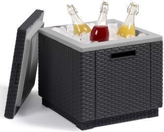 Keter Ice Cube Beer/Wine Cooler Table
