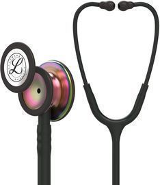 3M Littmann Classic III Monitoring Stethoscope (Rainbow-Finish)