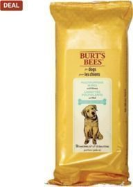 Burt's Bees 50 Count Multipurpose Wipes with Honey