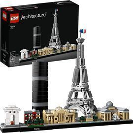 Lego Architecture Skyline Collection 21044 Paris Skyline Building Kit