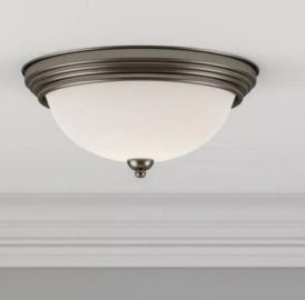 Sea Gull Ceiling Flush Mount 1-Light