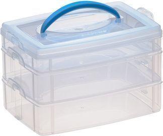 Snapware Snap 'N Stack Portable Organizer