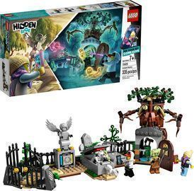 Lego Hidden Side Graveyard Mystery Building Kit