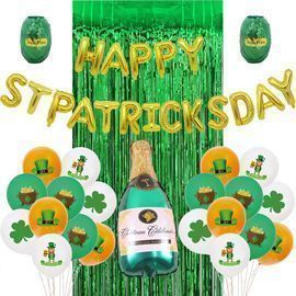 St. Patricks Day Party Decorations