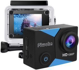 Underwater Action Camera 1080P 12MP