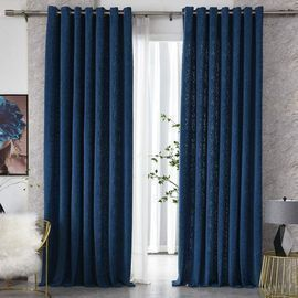 Textured Curtains