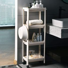 4-tier storage cart