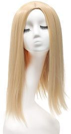 Blonde Straight Hair Wig