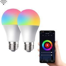 Smart Led Bulbs-2 Pack