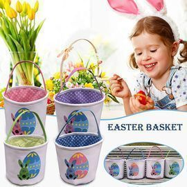 Various Easter Baskets