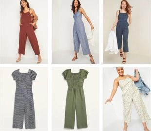 SALE on Womens Jumpsuits