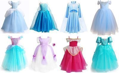Princess Dress Up, Fancy Ball Gown