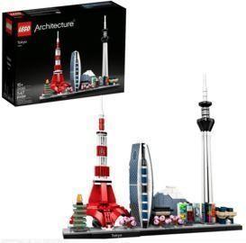 Lego Architecture Skylines Dubai