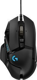 Logitech G502 HERO Wired Optical Gaming Mouse w/ RGB Lighting