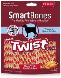 SmartBones Smart Twist Sticks