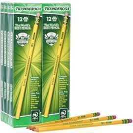 TICONDEROGA #2 Pencils - 96pk