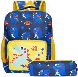 D.Sloate Dinosaur Kids Backpack