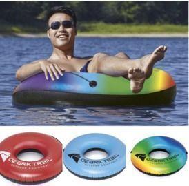 HOT! Ozark Trail Inflatable Rainbow River Tube