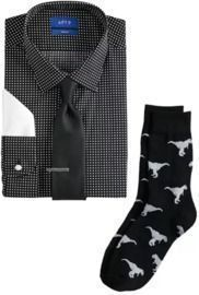Men's Apt. 9 Slim-Fit Occasion Print 6-Piece Set