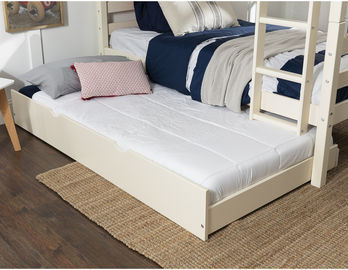Manor Park Solid Wood Junior Twin Trundle Bed