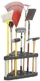 Rubbermaid 30-Tool Corner Tool Rack