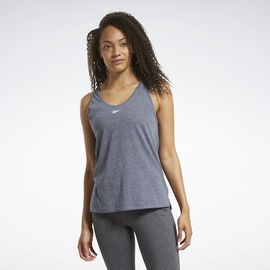 Reebok Women's ACTIVCHILL+COTTON Tank Top