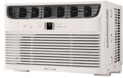 Frigidaire 10,000 BTU 115-Volt Window Air Conditioner with Remote