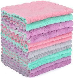 12 Pack Microfiber Cleaning Cloth