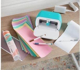 Cricut Joy Smart Cutting Machine with Smart Materials and Pens Set