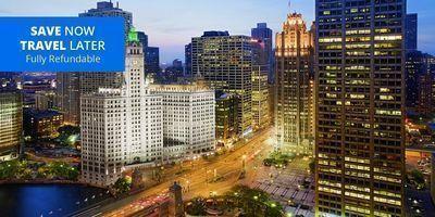 $99-$139  Chicago Spring-Summer Stay at a Riverfront Hyatt