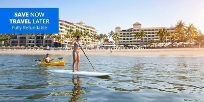 Puerto Vallarta 4-Night Retreat for 2