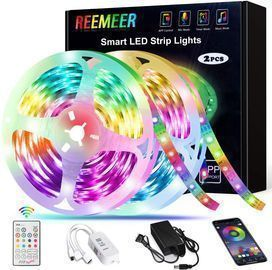 33' Reemeer RGB LED Strip Lights
