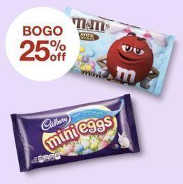 Target - BOGO 25% Off Easter Candy