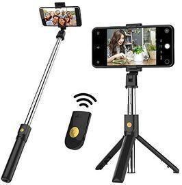 Tripod selfie stick handheld