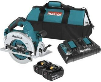 Makita 18V X2 LXT Lithium-Ion (36V) Brushless Cordless 7-1/4 in. Circular Saw Kit