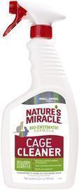 Natures Miracle Cage Cleaner 24 fl oz