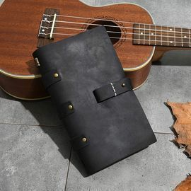 Real Leather Journal Refillable Notebook