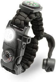 Tactical Emergency Gear Kit Bracelet