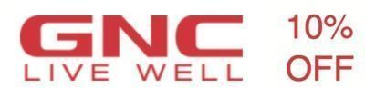 GNC - 10% Off Entire Order w/ Buy Online Pickup In Store
