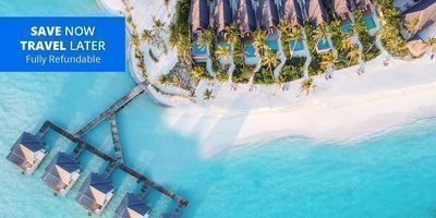 New Maldives Private Island Vacation For 2