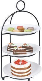 3 Tiered Serving Tray Stand