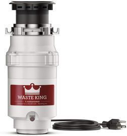 Waste King 0.5-HP Continuous Feed Disposal