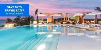 Stylish New Cancun Resort: 3 Nights for 2, Save $500