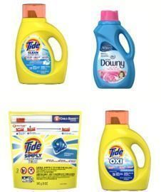 Tide Simply Clean or Downy