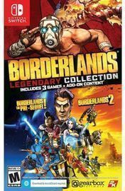 Borderlands Legendary Collection (Nintendo Switch / Switch Lite)