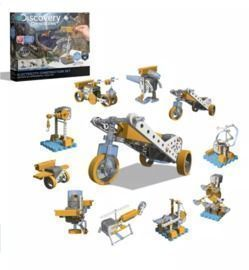 Discovery Mindblown Toy Electricity Construction Set