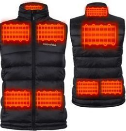 Heated Vest with power bank