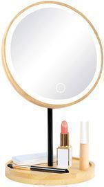 Lighted Makeup Mirror with 3 Colors Light Modes
