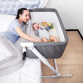 Adjustable Baby Bedside Bassinet